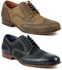 Ferro Aldo Men's Lace Up Dress Classic Oxford Shoes w/ Leather Lining MFA-139356