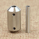 Hot High Quality Stainless Steel Tattoo Machine Grip Handle Supply Accessory New