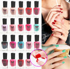 Nail Polish Lacquer Varnish Peelable 20 Colors Nail Art Manicure Non Toxic Sup