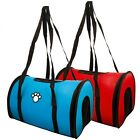 PET DOG CAT CARRY CARRIER TOTE BAG FABRIC BOX PORTABLE TRAVEL CAGE KENNEL