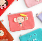 Hellogeeks Creamy Makeup Pouch Cosmetic Mobile Pen Camera Cute Bag Case Storage