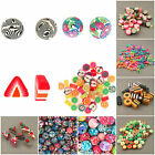 Fimo Polymer Clay Beads Jewellery Making Crafts Floral Sweets Fruit Liquorice
