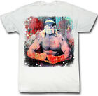 Hulk Hogan Wild Night White T-shirt