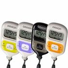 Omron HJ203 Walking Style III Light Weight Step Counter Pedometer