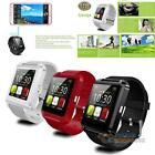 U8 Bluetooth Smart Wrist Watch Bracelet Waterproof for Android iPhone 5 6 #F8s