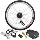"36V 250W 26"" Front/Rear Wheel Electric Bicycle Motor Cycling Conversion Kit"