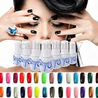 6ml Vernis A Ongles Soak-off UV LED Gel Nail Manucure Semi Permanent Base Top