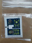 LEGO STICKER SHEET SET DECALS LOGO TRANSFER ONLY. NO LEGO. CHOOSE THE 1 YOU WANT