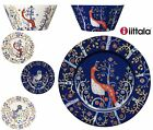 Iittala Taika Blue or White Porcelain Plates or Bowls Dishes in Various Sizes