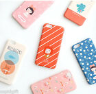 Hellogeeks iPhone 6 Pattern Hard Phone Case Cover Pouch Skin Cute Animal Case