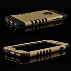 "Shockproof Rugged Hybrid Rubber Hard Cover Case For Apple iPhone 6 4.7"" Plus 5.5"