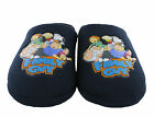 New Mens Family Guy Novelty Slip on Warm Slippers Navy Mules UK Sizes 7-12
