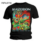 Official T Shirt MASTODON Album ONCE More 'Round The Sun All Sizes
