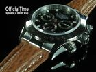 OT OfficialTime AK End Link & Shark Skin Strap / Band fit Rolex Daytona