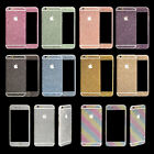 Full Body Matte Sparkling Skin Sticker For iPhone 6 iPhone 6Plus iPhone5s 5 4s 4