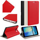 New Slim Ultra Slim Stand Leather Case Cover Pouch For Samsung Galaxy A3 A5 A7