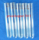 10 Count  All Size Borosilicate Glass Test Tubes, Brand New