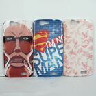 For Huawei Ascend G7 C199 Titan/Superman/Pink Bird Phone & Case Screen Protector