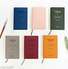 Iconic Essay Book Ver.4 Line Notebook School College Journal Scrap Note Diary