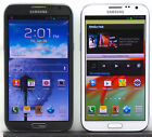 Samsung Galaxy Note 2 II Android AT&T T-Mobile Verizon Sprint Grey White LIB