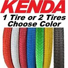 "1 or 2PAK Kenda K841 Kontact 20""x 1.95"" / 2.25"" BMX Bike Tires FreeStyle  Street"