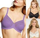 Lilyette Back Smoothing Minimizer Bra - Style 434 - All Colors