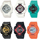 Casio Baby-G BA-110 Series Ladies Girls 100m Analogue Chronograph Sports Watch