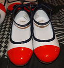 gymboree mod about orange toddler shoes size 5 nwt