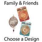 PERSONALISED SPINNING DREAM CATCHER *FAMILY & FRIENDS - CHOOSE A DESIGN* NEW