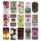 Multicolored Nice Patterned Soft TPU Case Silicone Rubber Cover Fr Samsung Phone