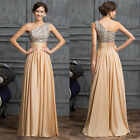 LUXURY Mother of the Bride Gowns Formal Evening party WEDDING PROM Dresses A++