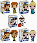 Disney Frozen Funko POP! Vinyl Series 2 NEW Young Anna Elsa Summer Olaf*