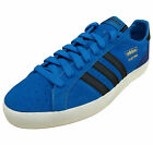 adidas Originals Basket Profi OG Lo Men's Vulcanised Trainers Shoes blue 2292