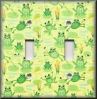 Switch Plates And Outlet Covers - Happy Frogs - Home Decor