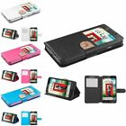 Color MyJacket Wallet Protector Case Cover For LG Optimus/Dual D325