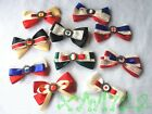 APH Axis powers Hetalia country logo hair pin knot handmade hairpin clip New