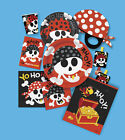 PIRATE FUN BIRTHDAY BOY PARTY Tableware Range Party Balloons & Decorations