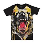 Eleven Paris AW13 Collection Talours T Shirt Tee Bear Graphic Black New