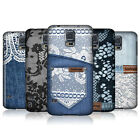 HEAD CASE DESIGNS JEANS AND LACES HARD BACK CASE FOR SAMSUNG GALAXY S5