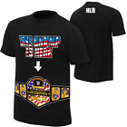 John Cena United States Champ is Here WWE Authentic Mens T-shirt