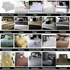 3 Pce Quality Quilt Cover Set by Metropolitan or Manhattan Homwares QUEEN KING