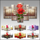 VnArtist / TOP LEINWAND XL KUNSTDRUCK BILDER ROSE WANDBILD C11