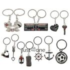 For Lover& Couple Alloys Unique Style Key Chain Ring Wedding Celebration Gift