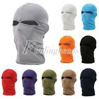 Unisex Outdoor Motorcycle Full Face Mask Lycra Balaclava Ski Neck Protection hat