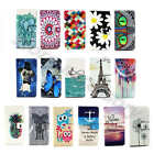New Top Selling Pretty Stand Leather Card Wallet Case Cover For Multi Phones #B2