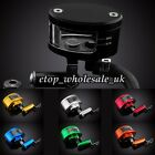 Universal New 7 Color Brake Reservoir Cup For ZX 6R 7R 9R 10R 12R 14R