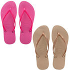 Havaianas Fitflop Hav Slim Womens Rubber Sandals Size 3 4 5 6 7 8