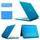Blue Retina Hard Rubberized Case Keyboard For MacBook Pro 13 Air 13 11 Pro 15