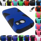 FOR SAMSUNG GALAXY ACE STYLE / STARDUST HYBRID DUAL LAYER CASE COVER+STYLUS/PEN
