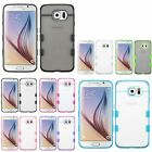 For Samsung Galaxy S6 Transparent TPU Rubber Gel Soft Skin Gummy Cover Case
